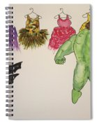 Sales Fairy Dancer 6 Spiral Notebook