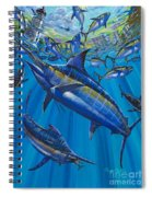 Salinas Off006 Spiral Notebook