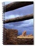 Salinas Pueblo Mission Abo Ruins 5 Spiral Notebook