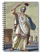 Salio, 1796 Spiral Notebook