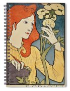 Salon Des Cent Spiral Notebook