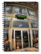 Salsaritas Spiral Notebook