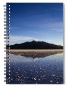 Salt Cloud Reflection Spiral Notebook