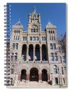 Salt Lake City - City Hall - 2 Spiral Notebook