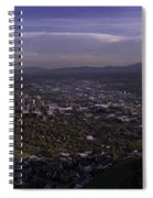 Salt Lake Valley Spiral Notebook