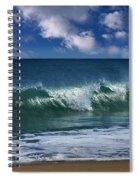 Salt Life Morning Spiral Notebook