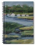 Salt Marsh Spiral Notebook