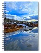 Salt River Reflections Spiral Notebook