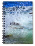 Salt Water Serenade Spiral Notebook