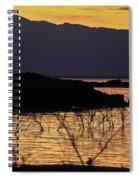 Salton Sea Spiral Notebook