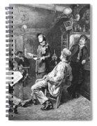 Salvation Army, 1887 Spiral Notebook