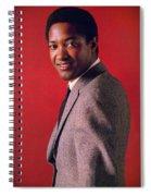 Sam Cooke Spiral Notebook