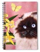 Sam Spiral Notebook