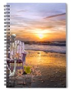 Sam Releases The Starfish Spiral Notebook