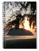 Sam Roi Yod At Dawn Spiral Notebook