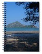 Sam Roi Yod Beach 03 Spiral Notebook