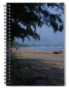Sam Roi Yod Beach Spiral Notebook