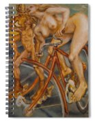 Samadhi On Westminster Bridge Spiral Notebook