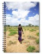 Samburu Chief Spiral Notebook