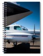 Same Direction Spiral Notebook
