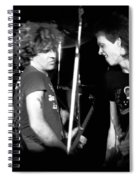 Sammy And Gary Spiral Notebook
