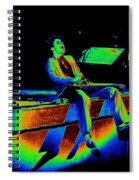 S H Rocks Spokane 1977 Spiral Notebook