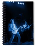 Sammy Plays The Blues In Spokane In 1977 Spiral Notebook