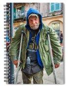 Samuel Spiral Notebook