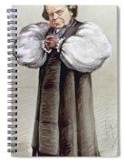 Samuel Wilberforce (1805-1873) Spiral Notebook