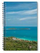 Samui Thailand Spiral Notebook