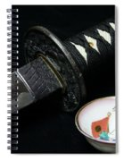 Samurai - The Way Of The Warrior - Bushido Spiral Notebook