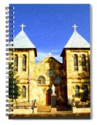 San Albino Church Spiral Notebook