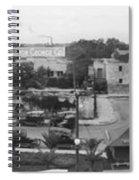 San Antonio 1918 Spiral Notebook