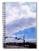 San Benito Sky Spiral Notebook