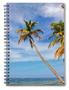 San Blas Dreaming Spiral Notebook