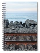 San Clemente Coast Railroad Spiral Notebook