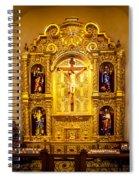 San Fernando Alter Spiral Notebook