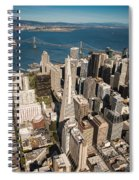 San Francisco Aloft Spiral Notebook