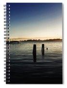 San Francisco Bay Spiral Notebook