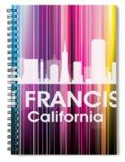 San Francisco Ca 2 Spiral Notebook