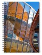 San Francisco Childrens Museum Spiral Notebook