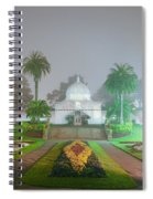 San Francisco Conservatory Of Flowers Spiral Notebook