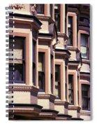 San Francisco Sunshine  Spiral Notebook