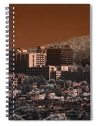 San Fransisco Sector Spiral Notebook