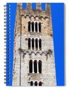 San Frediano Campanile Spiral Notebook