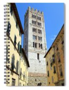 San Frediano Tower Spiral Notebook