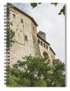 San Gemini Walls 2 Spiral Notebook