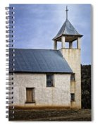San Isidro Church Spiral Notebook