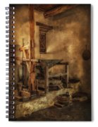 San Jose Mission Mill Spiral Notebook