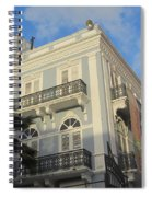 San Juan Architecture 1 Spiral Notebook